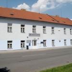 Budova původní školy